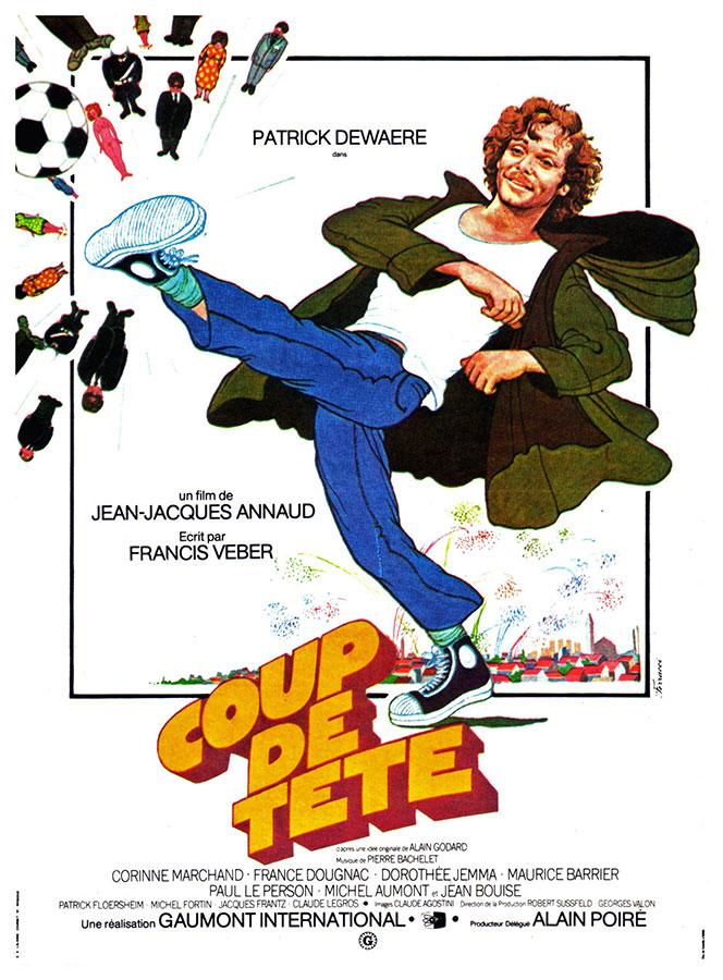 Coup de tête (Jean-Jacques Annaud, 1979)