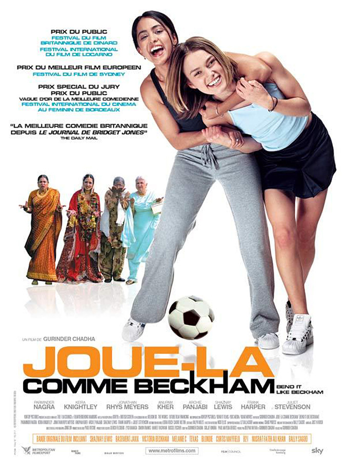 Joue-la comme Beckham (Gurinder Chadha, 2002)