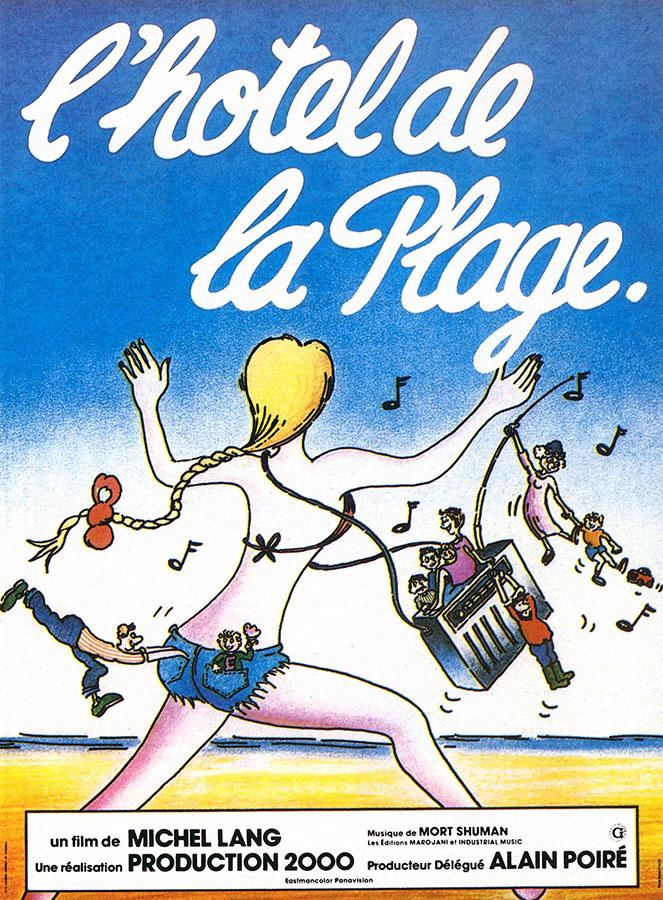 L'Hôtel de la plage (Michel Lang, 1978)