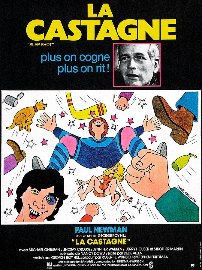 La Castagne (George Roy Hill, 1977)