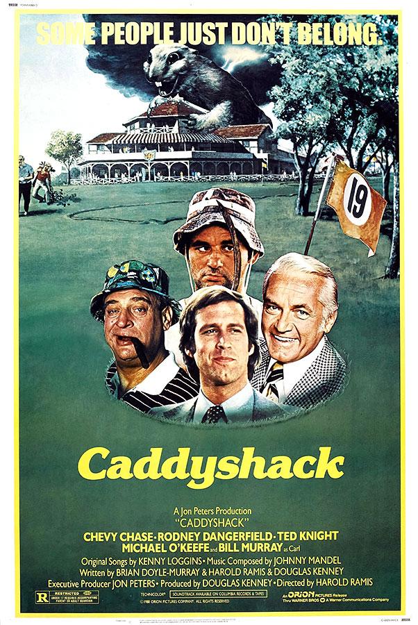 Le Golf en folie (Harold Ramis, 1980)