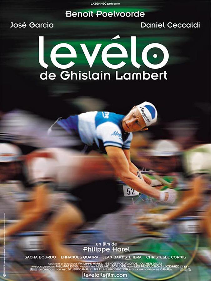 Le Vélo de Ghislain Lambert (Philippe Harel, 2001)