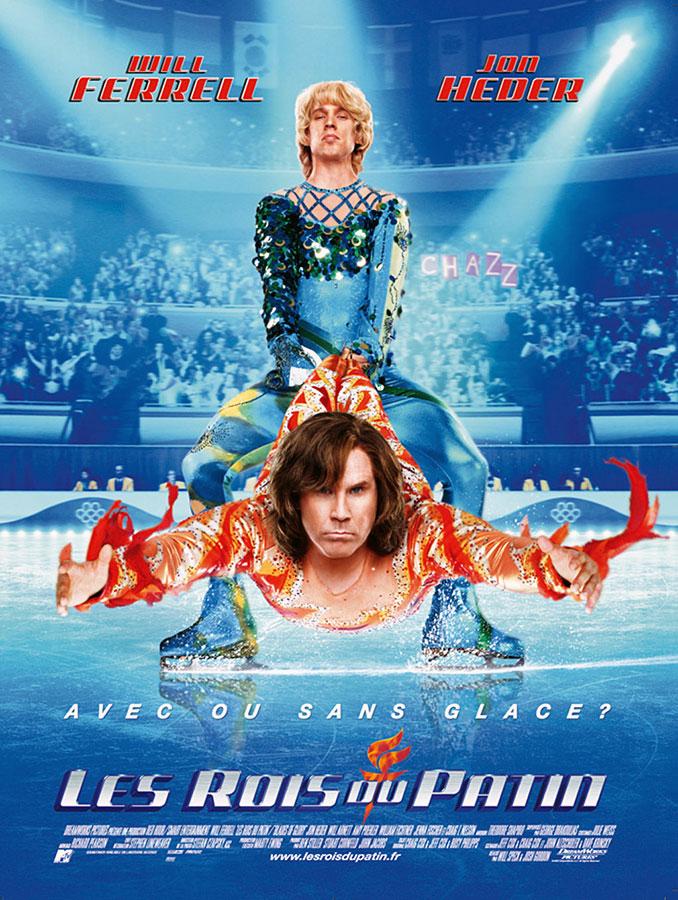Les Rois du patin (Josh Gordon et Will Speck, 2007)