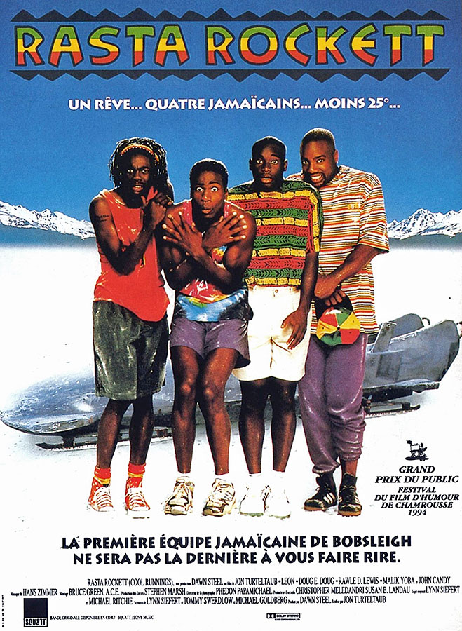 Rasta Rockett (Jon Turtletaub, 1993)