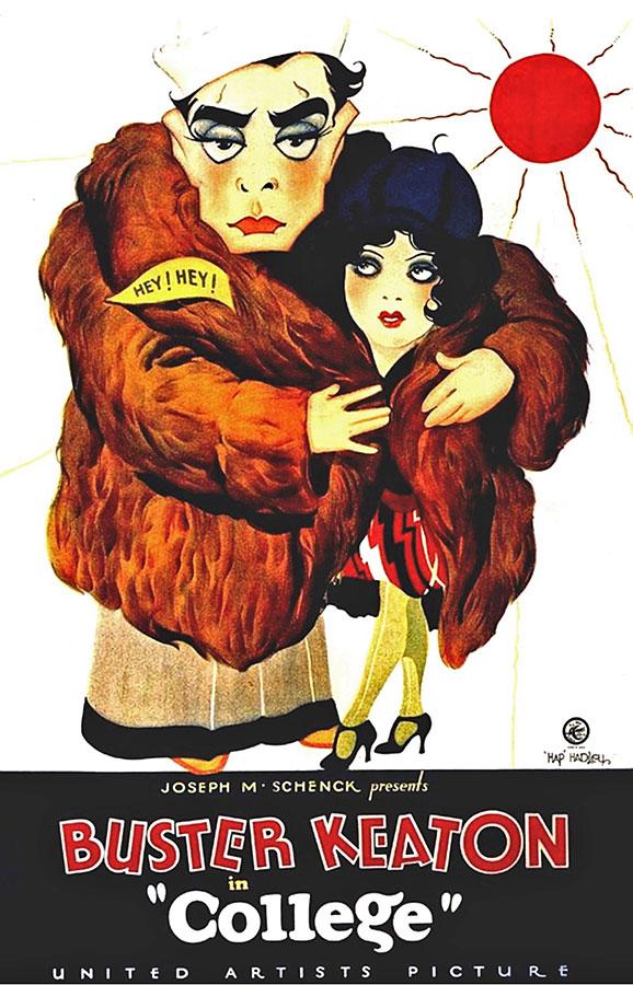 Sportif par amour (Buster Keaton et James W. Horne, 1927)
