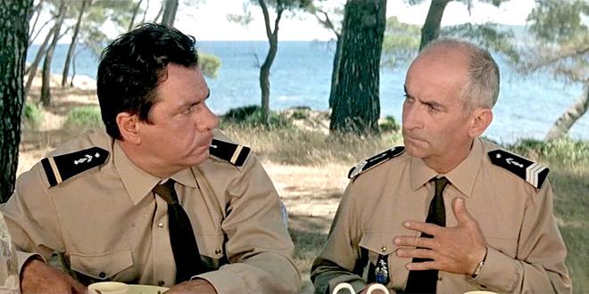 Le Gendarme De Saint Tropez A 50 Ans Cinecomedies