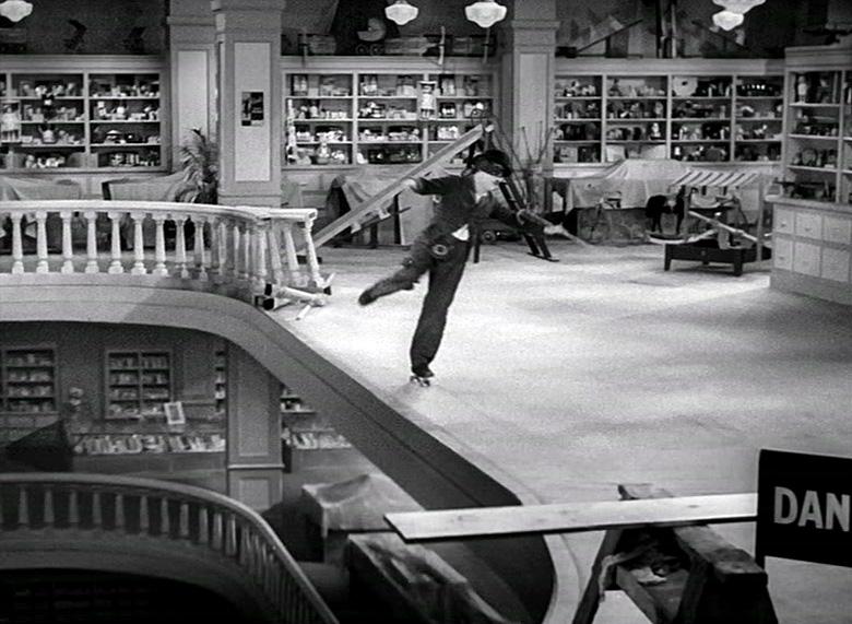 Les Temps modernes (Modern Times, 1936) de Charlie Chaplin
