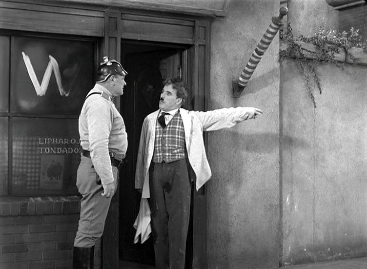 Le Dictateur (The Great Dictator, 1940) de Charlie Chaplin