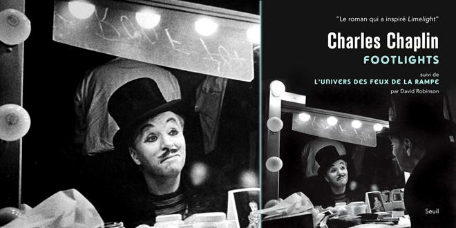 Footlights de Charlie Chaplin enfin publié