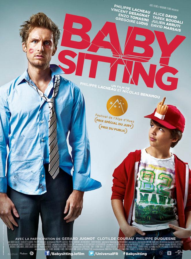 Babysitting (Philippe Lacheau et Nicolas Benamou, 2014)
