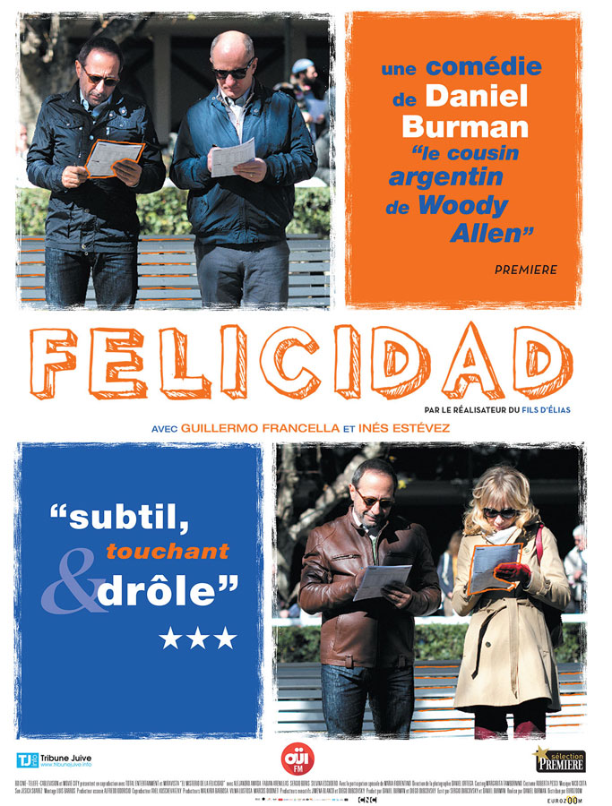 Felicidad (Daniel Burman, 2013)