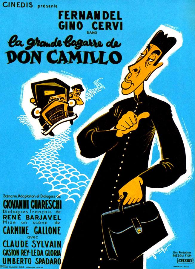 La Grande bagarre de Don Camillo (Carmine Gallone, 1955)