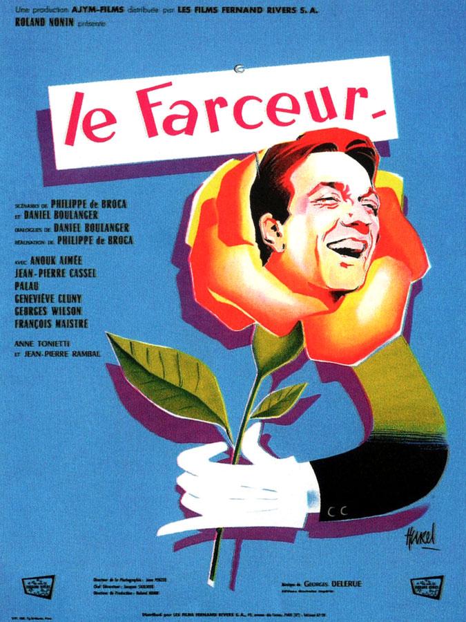 Le Farceur (Philippe de Broca, 1960)