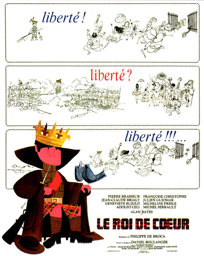Le Roi de cœur (Philippe de Broca, 1966)