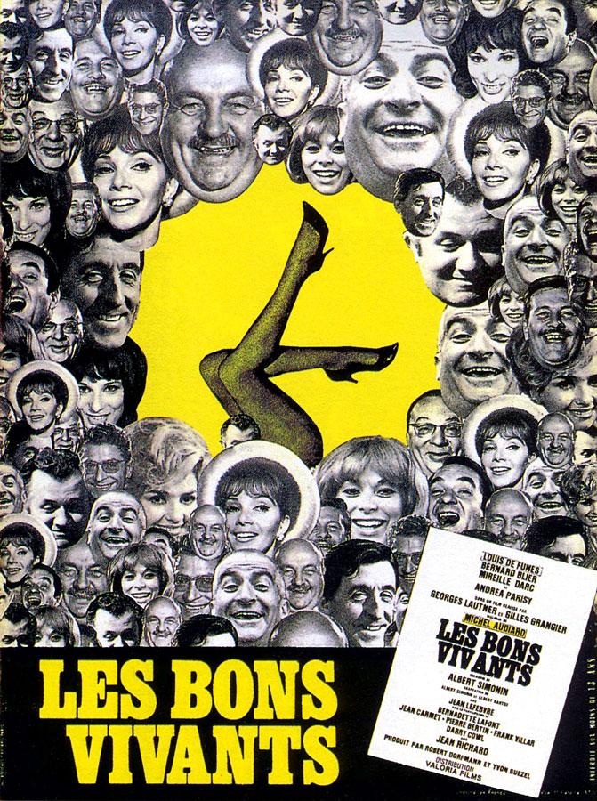 Les Bons vivants (Gilles Grangier et Georges Lautner, 1965)