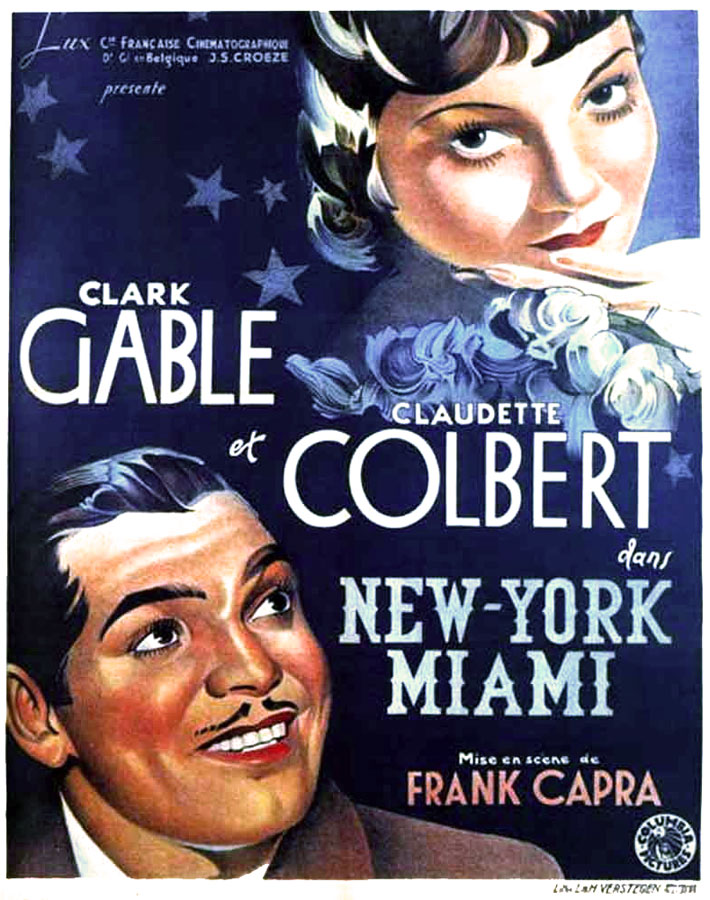 New-York Miami (Frank Capra, 1934)