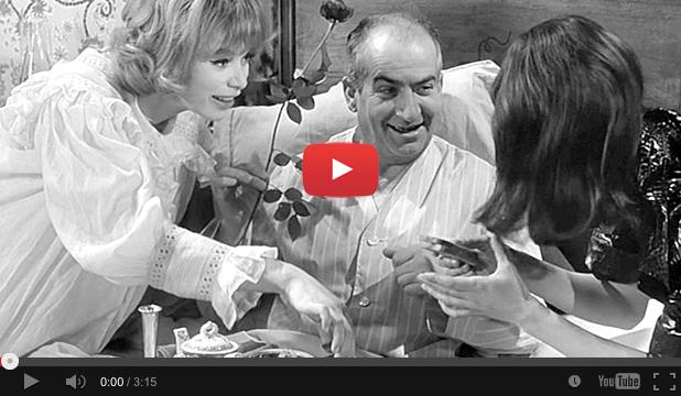 Les Bons vivants (ou Un grand seigneur) (Georges Lautner et Gilles Grangier, 1955)