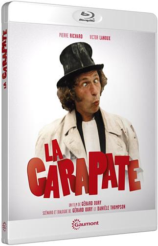 La Carapate (Gérard Oury, 1978) - Blu-ray