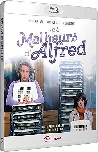 Les Malheurs d'Alfred (Pierre Richard, 1971) - Blu-ray