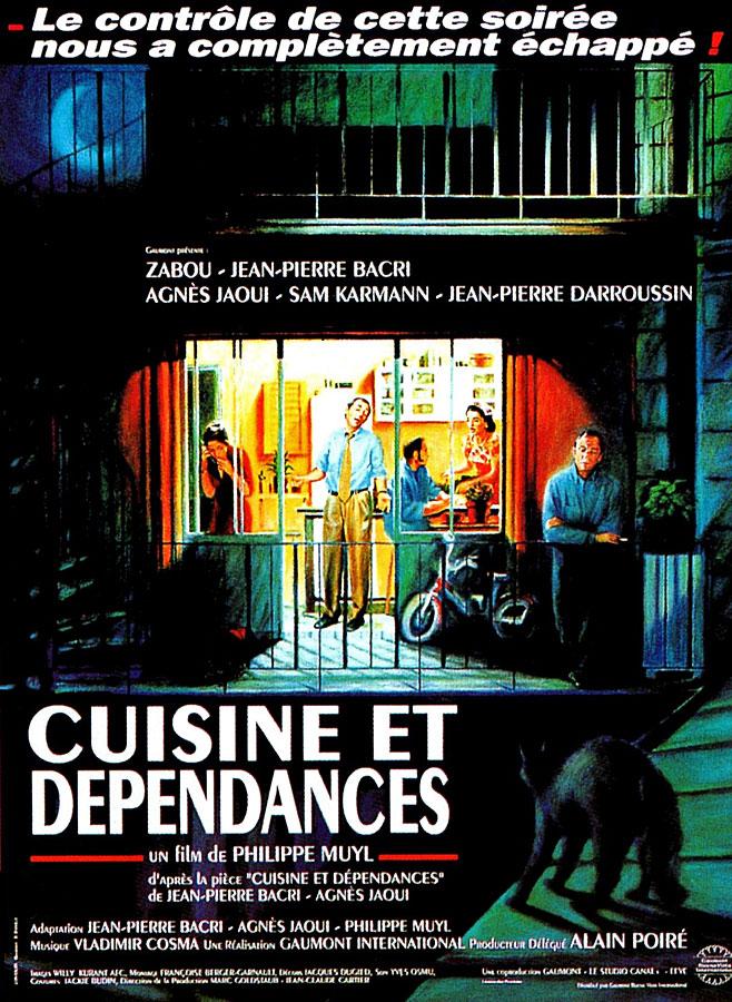 Cuisines et dépendances (Philippe Muyl, 1993)
