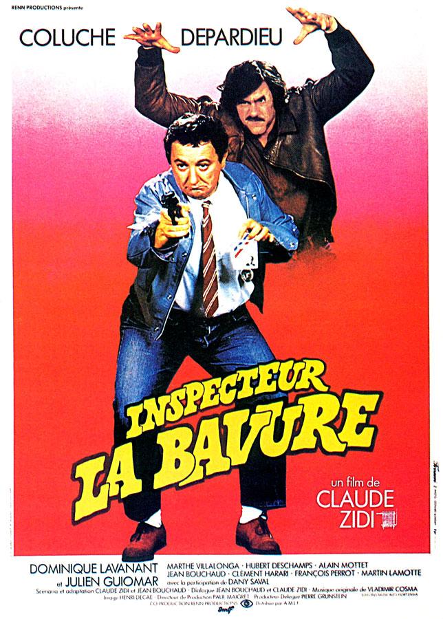 Inspecteur La Bavure (Claude Zidi, 1980)