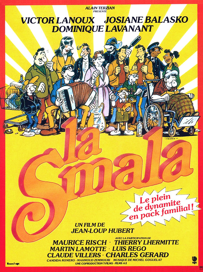 La Smala (Jean-Loup Hubert, 1984)