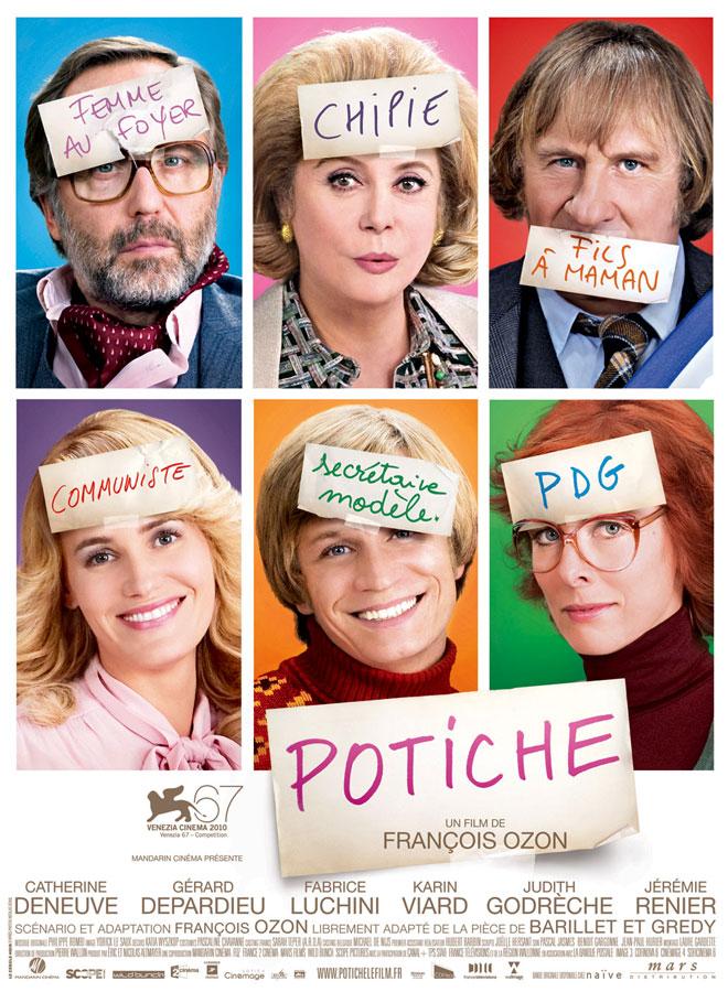 Potiche (François Ozon, 2010)