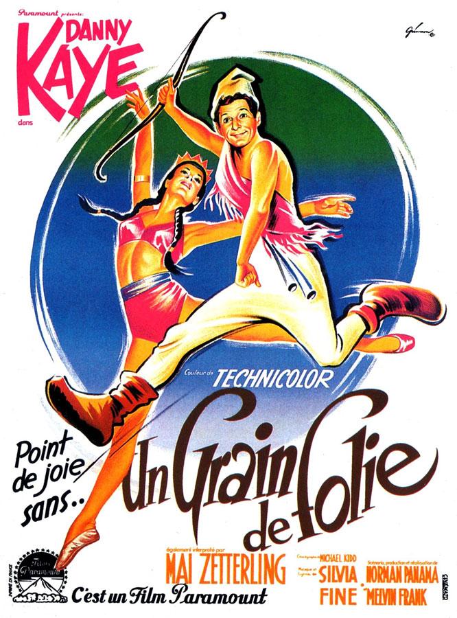 Un grain de folie (Melvin Frank/Norman Panama, 1954)