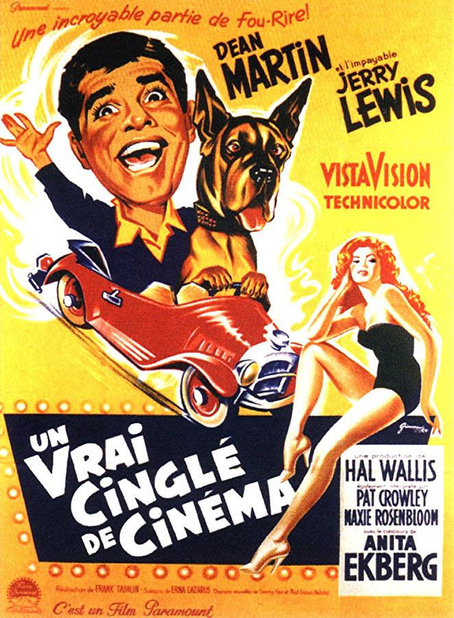 Un vrai cinglé de cinéma (Frank Tashlin, 1956)