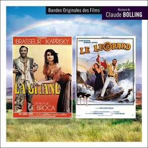 La Gitane / Le Léopard - musique de Claude Bolling (Music Box Records)