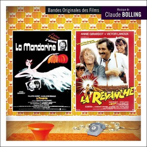 La Mandarine / La Revanche - musique de Claude Bolling (Music Box Records)