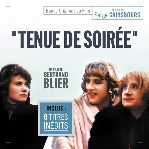 Tenue de soirée - musique de Serge Gainsbourg (Music Box Records)