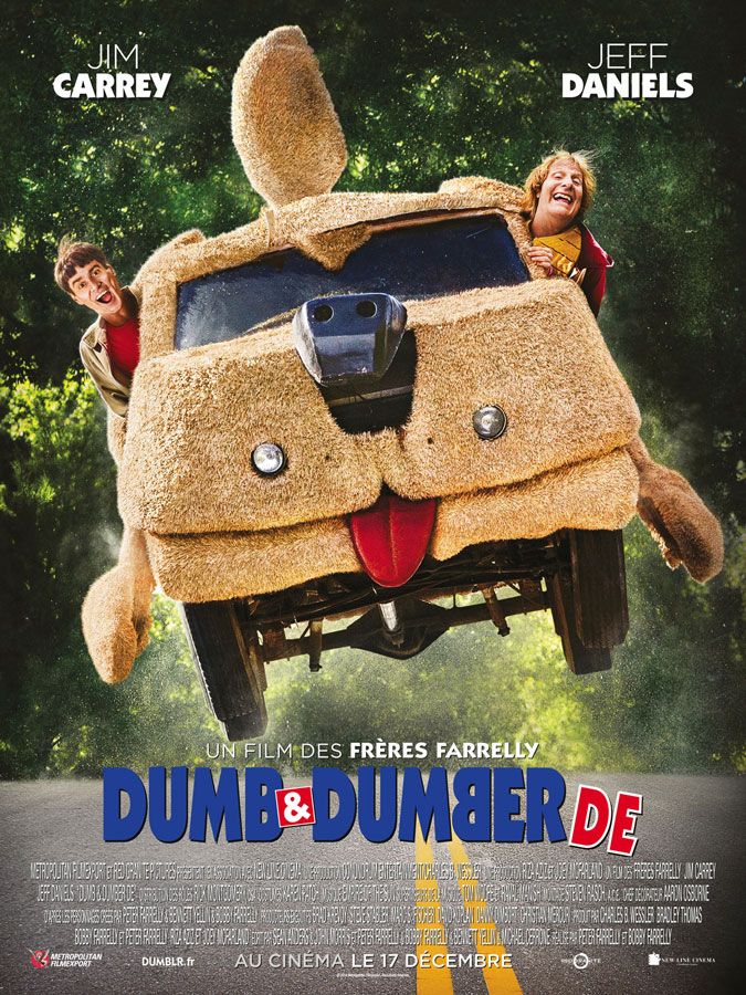 Dumb and Dumber De (Peter & Bobby Farrelly, 2014)