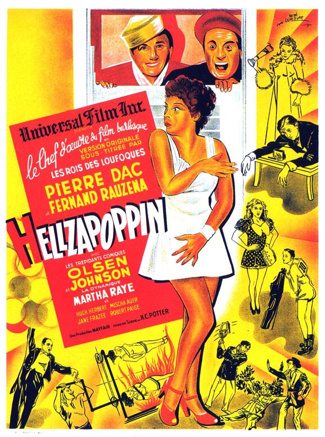 Hellzapoppin (Henry C.Potter, 1941)