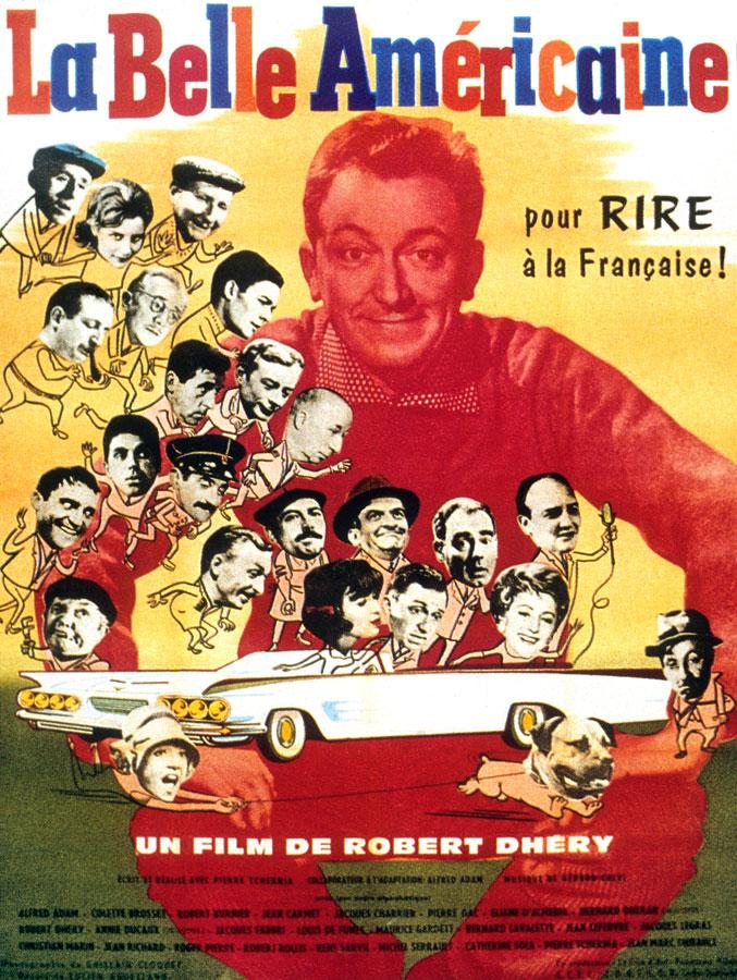 La Belle Américaine (Robert Dhéry, 1961)