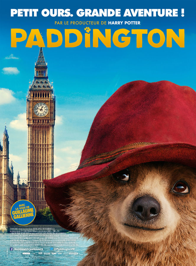 Paddington (Paul King, 2014)