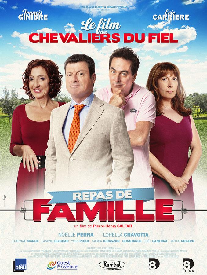 Repas de famille (Pierre-Henry Salfati, 2014)