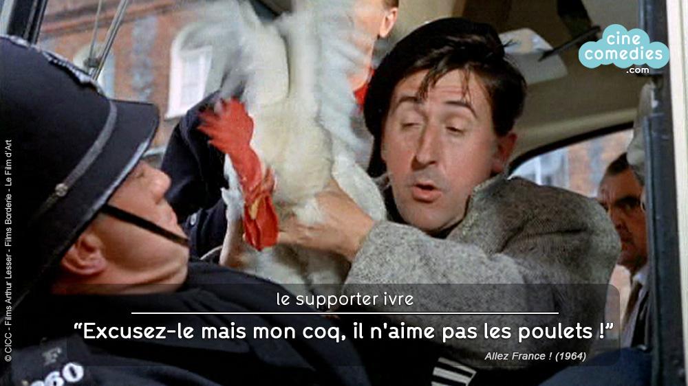 Allez France - réplique 1