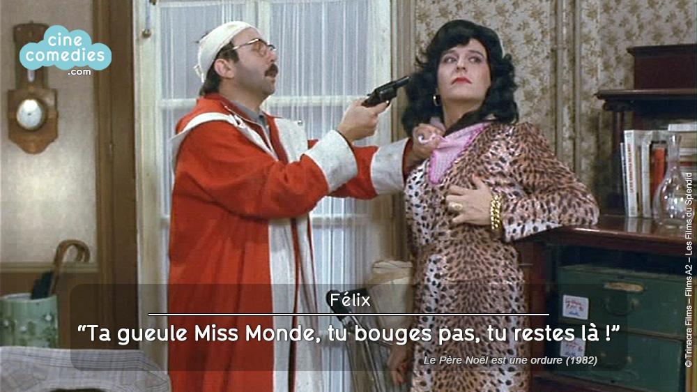 Le Père Noël est une ordure (Jean-Marie Poiré, 1982) - réplique 2