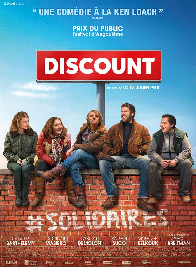 Discount (Louis-Julien Petit, 2015)