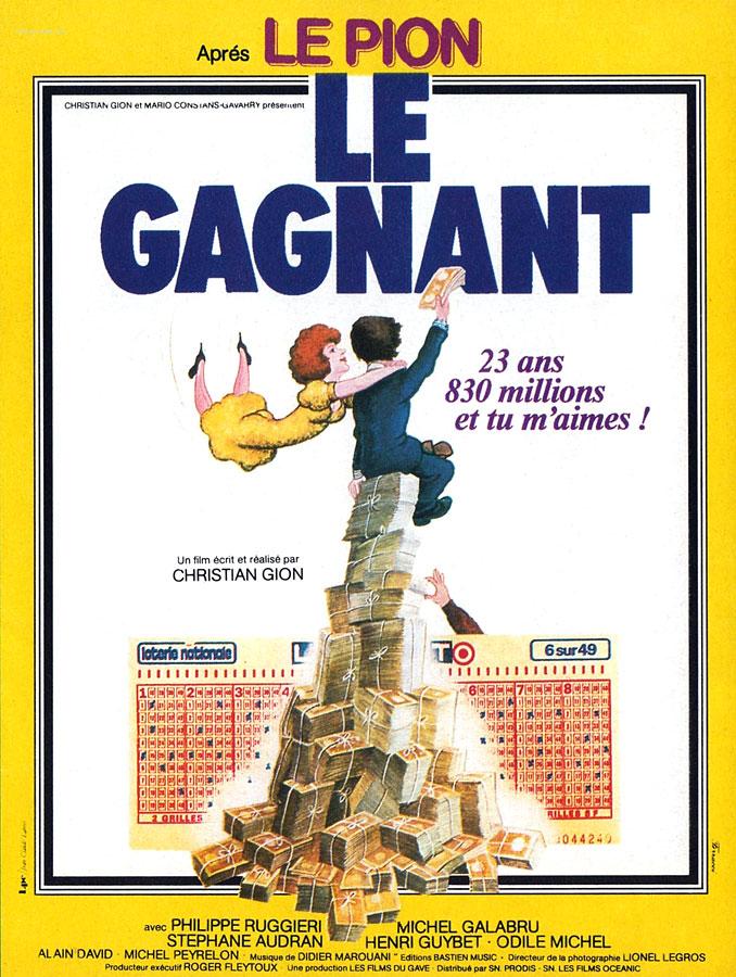 Le Gagnant (Christian Gion, 1979)