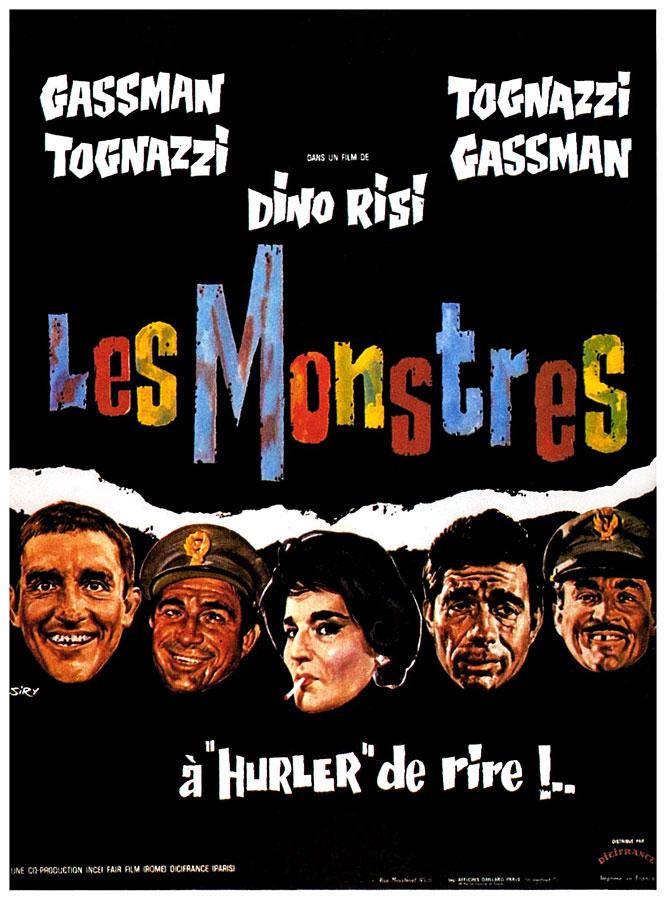 Les Monstres (Dino Risi, 1963)