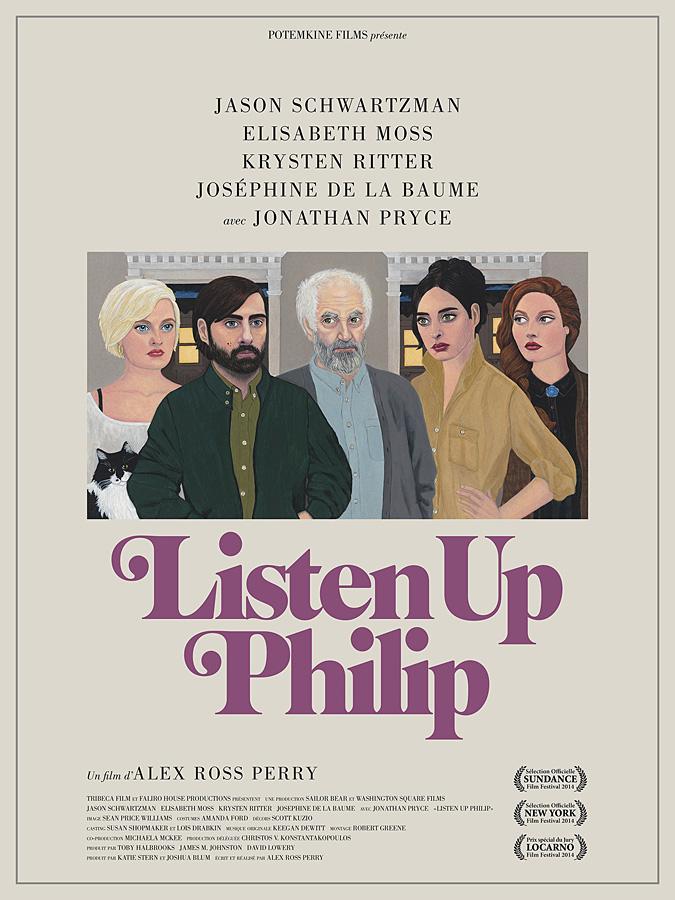 Listen Up Philip (Alex Ross Perry, 2015)