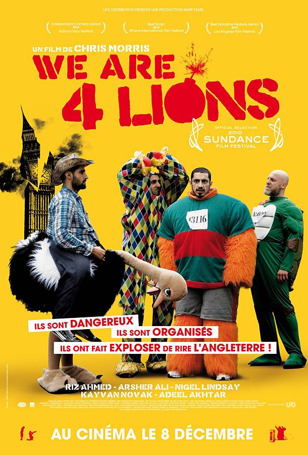 We Are Four Lions (Chris Morris, 2010)