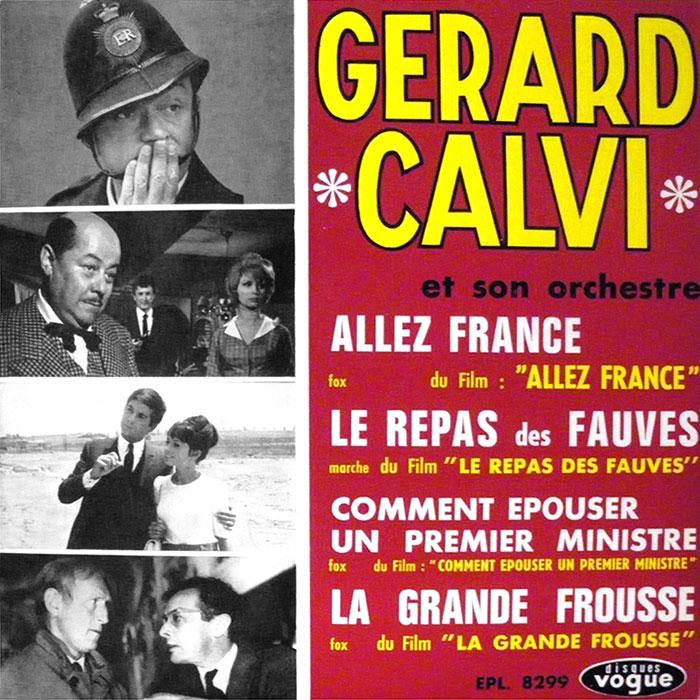Gérard Calvi - Allez France