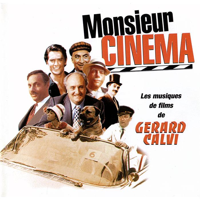 Monsieur Cinéma, les musiques de films de Gérard Calvi