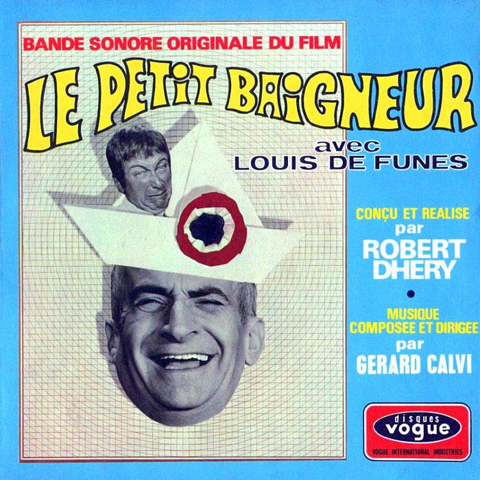 Gérard Calvi - Le Petit baigneur