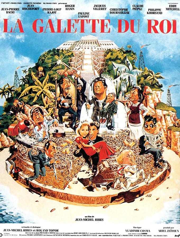 La Galette du Roi (Jean-Michel Ribes, 1985)