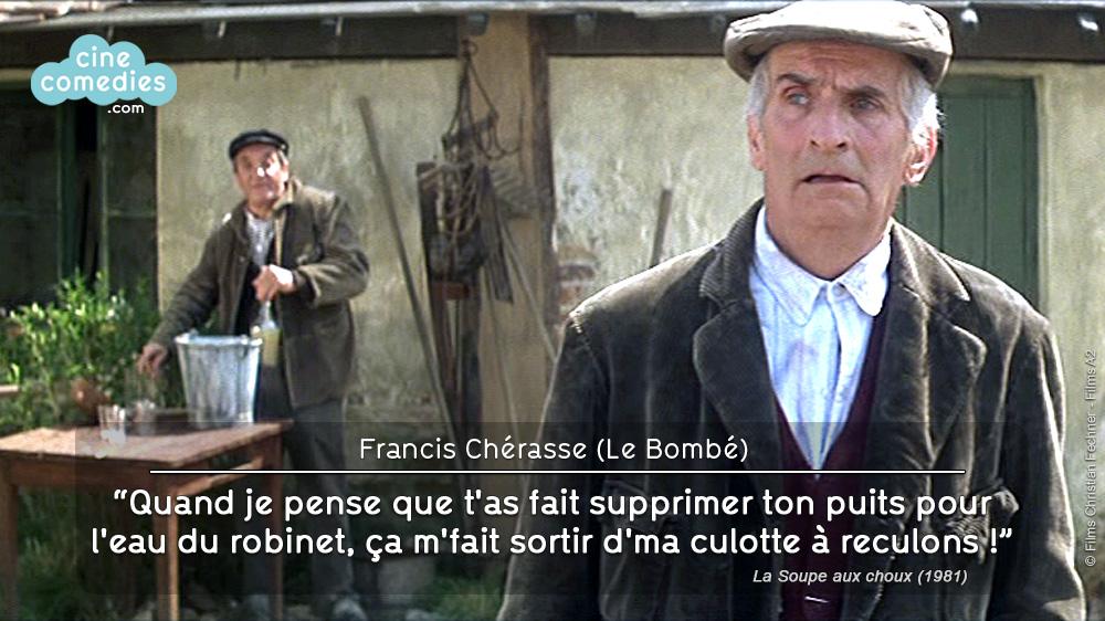 La Soupe aux choux (Jean Girault, 1981) - réplique 1
