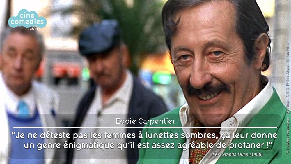 Les Grands Ducs (Patrice Leconte, 1996) - réplique 1